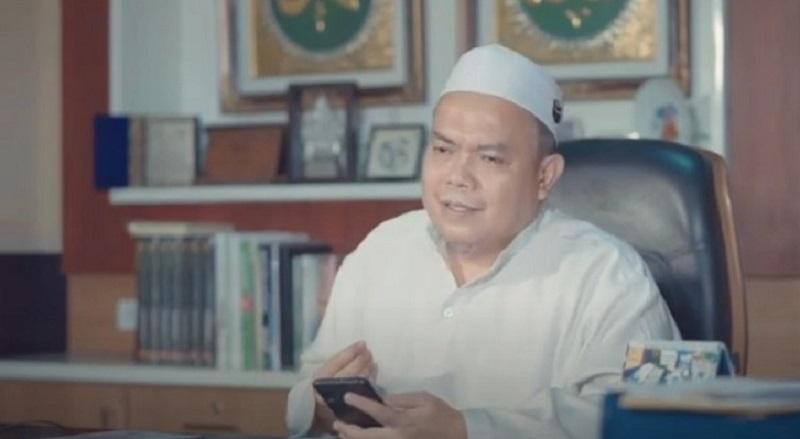 Calon Wali Kota Firmansyah Bacakan Puisi Karya Paus Sastra Lampung Isbedy Stiawan